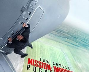 Mission: Impossible – Rogue Nation | PRIMA VISIONE dal 20 Agosto