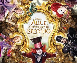 Alice attraverso lo specchio | Dal 25 Maggio al Cotton Movie