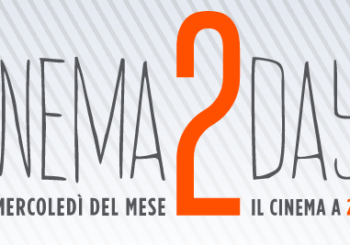 Cinema2Day – il cinema a 2€!