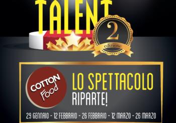 Cotton Talent – La 2° edizione parte da Gennaio. Scarica la scheda d'iscrizione e il regolamento!