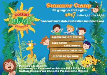 Summer Camp al Cotton Jungle