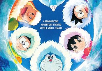 Doraemon – la grande avventura di Antartide dal 5 Luglio in Prima Visione