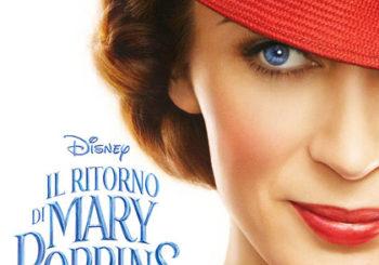 Il ritorno di Mary Poppins | Dal 20 Dicembre 2018