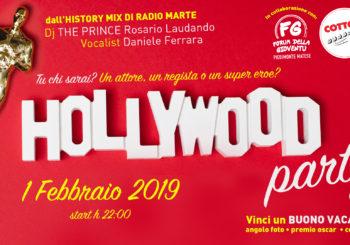 Hollywood Party |  Il 1° Febbraio al Cotton Movie