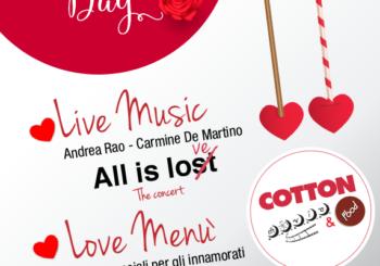 Love Music, Love Menù – San Valentino al Cotton Movie & Food