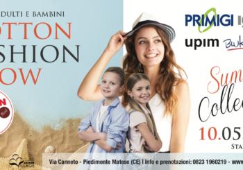 Cotton Fashion Show – Il 10 Maggio al Cotton Movie