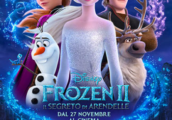 Frozen 2: dal 27 Novembre al Cotton Movie