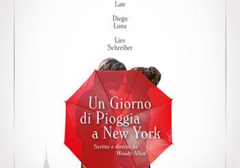 Un giorno di pioggia a New York   dal 12 Dicembre